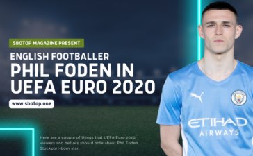 Phil Foden In UEFA Euro 2020 Blog Featured Image