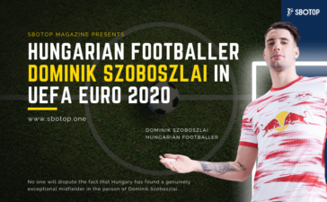 Dominik Szoboszlai In UEFA Euro 2020 Blog Featured Image