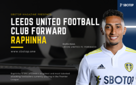 Leeds United Football Club Forward – Raphinha Blog Featured Image