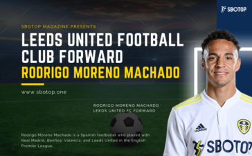 Leeds United Football Club Forward – Rodrigo Moreno Machado Blog Featured Image