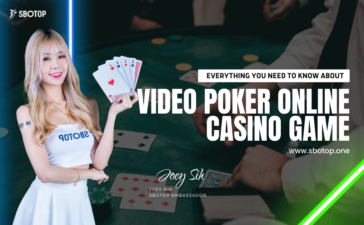 Video Poker Online Casino Game Blog Featured Image