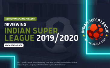 Indian Super League 2019-20 Season Blog Featured Image