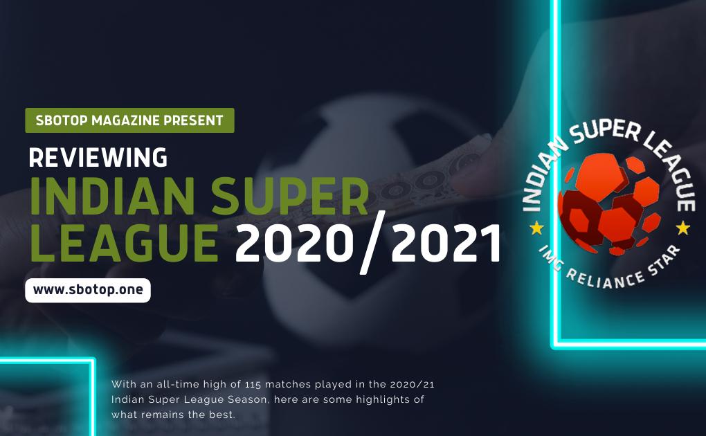 2020-21 Indian Super League Season Blog Featured Image