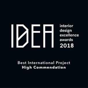Best International Project – High Commendation