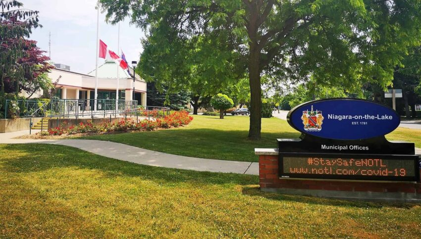 Niagara-on-the-Lake looks to protect tourists from unlicensed short-term rentals