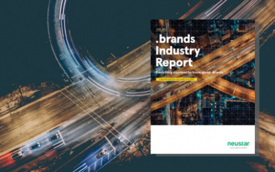 .brands Industry Report: Everything you need to know about .brands [August 2017]