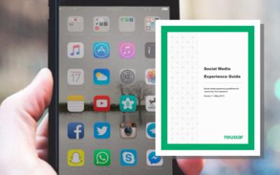 Social Media Experience Guide