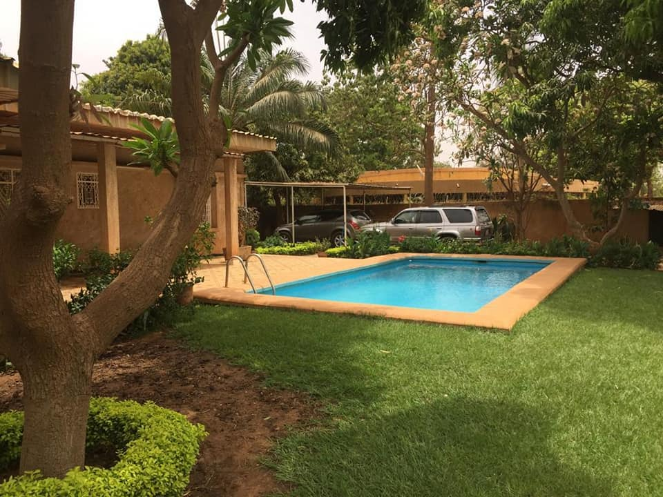 Villa sur 1210 m2 Maison d'Afrique