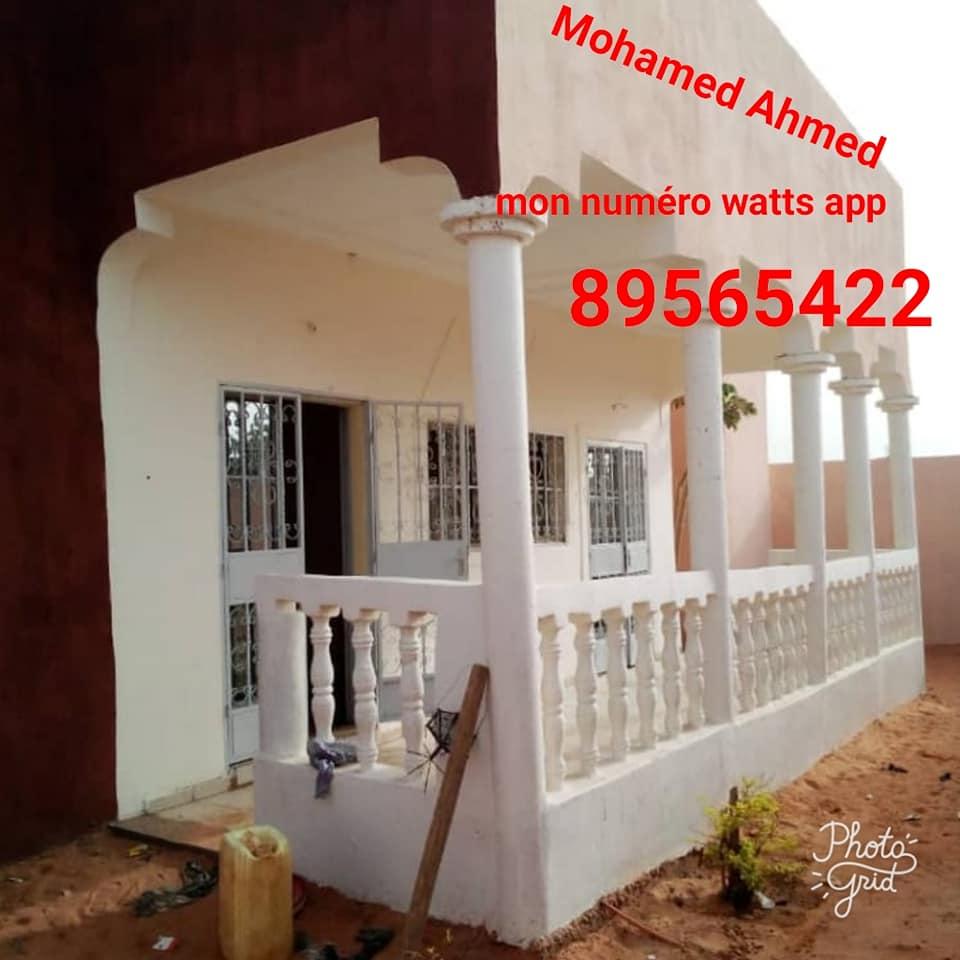 Villa 6 Chambres sur 400 m2