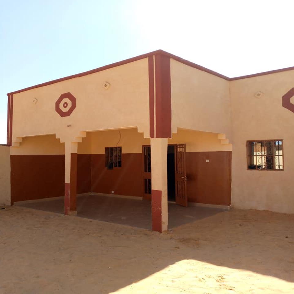 Villa Neuve vers église Dan Zama