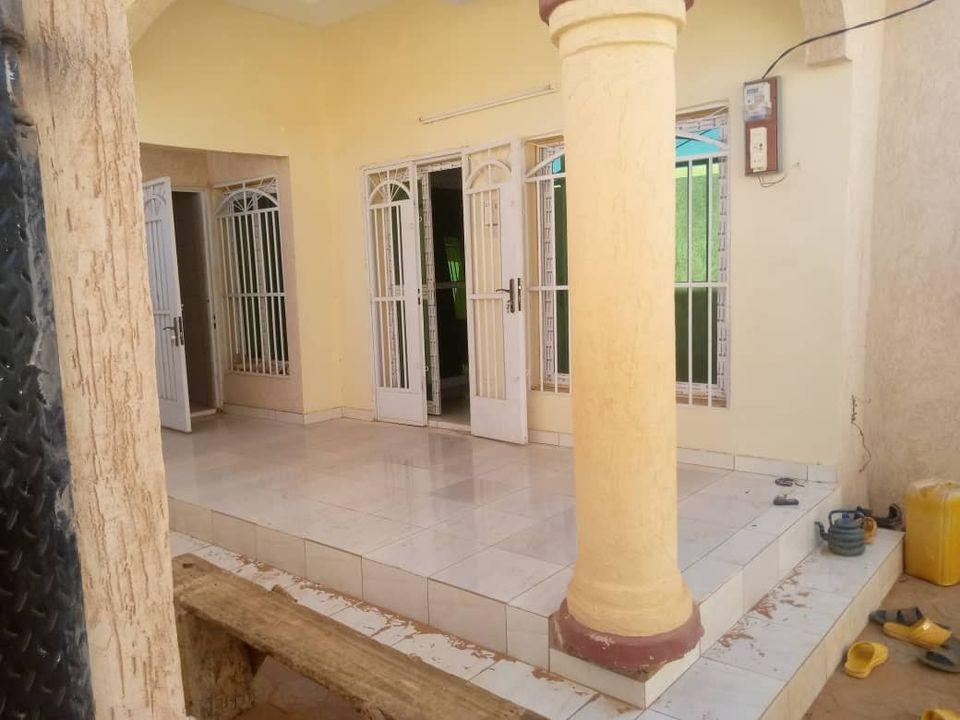 Villa avec staff Centre Aéré – BCEAO