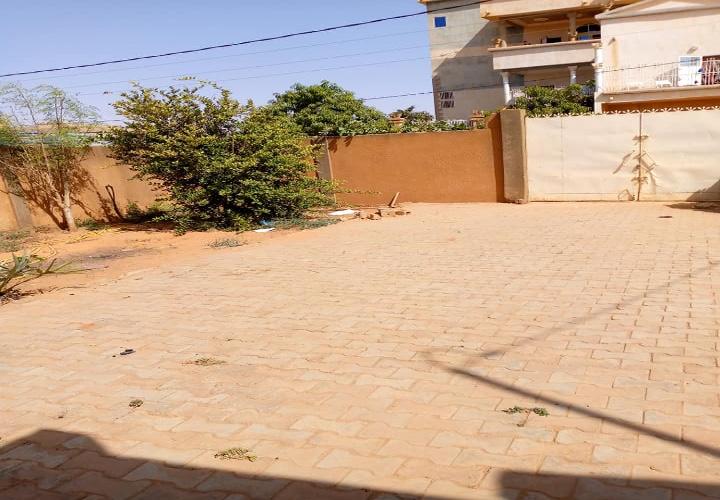 Villa vers chez Albadé Abouba