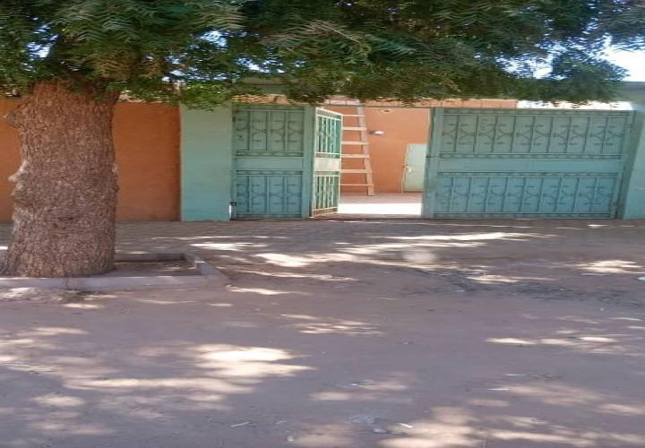 Maison vers École Mission
