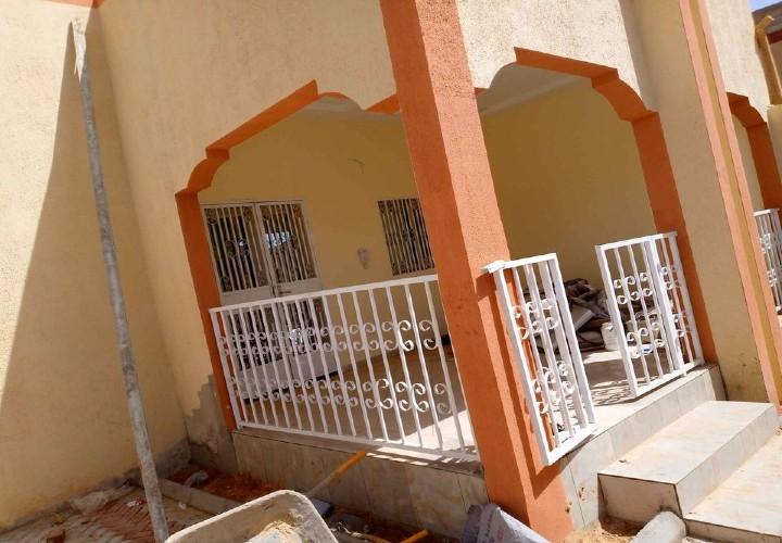 2 Villas Neuves sur 200 m2