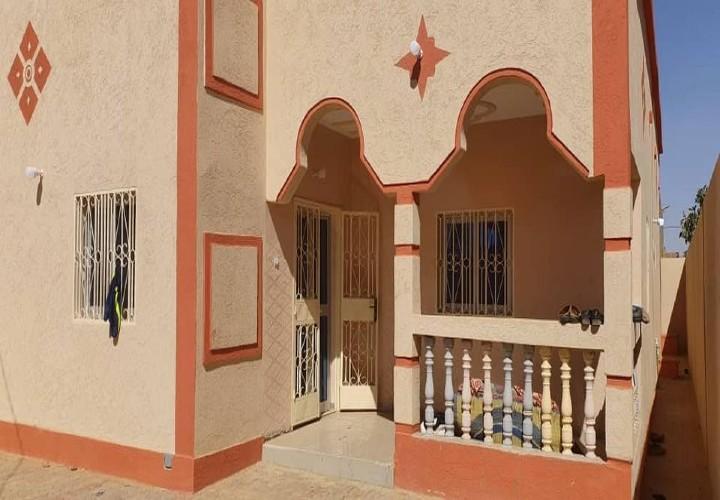 Villa à derrière la Gendarmerie