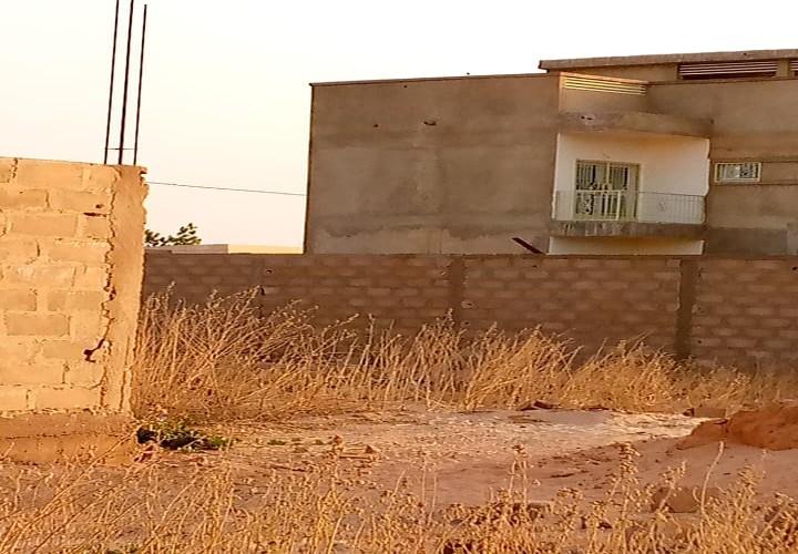 Villa Inachevée Fondation en Dalle