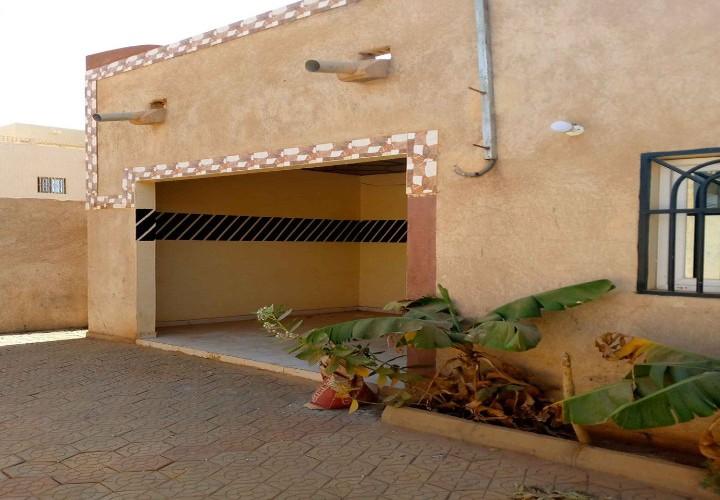 Villa 3 Chambres vers RPS KOUBIA