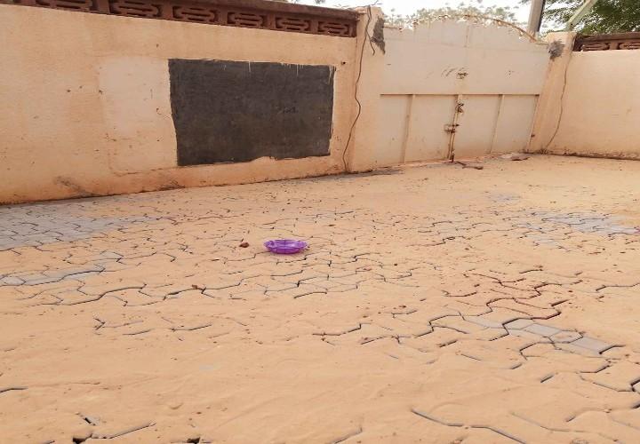 Chambre Salon sur le Goudron Niamey Nyala