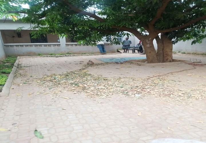 Villa 3 Chambres Goudron de Niamey Nyala