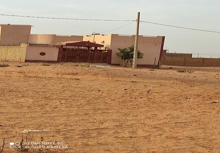 Parcelle 500 m2 vers chez Halirou Bokaye