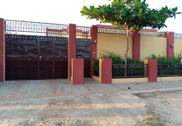 Villa Neuve 3 Chambres Chic et Propre