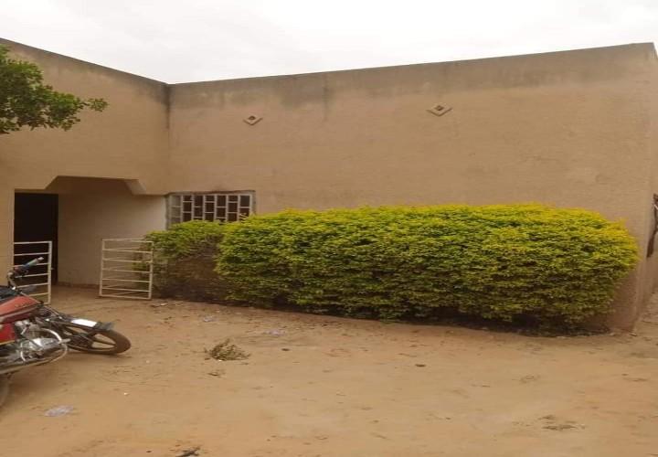 Mini Villa 3 Chambres vers Stade Daboré