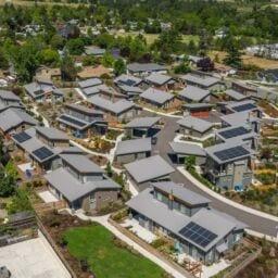 Welcome to Ashland's first zero energy community, Verde Village