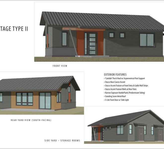 Verde Village Phase 1 Cottage 2 package