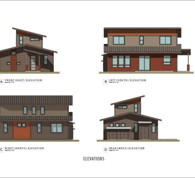 Verde Village Phase 1 Cottage 4 package