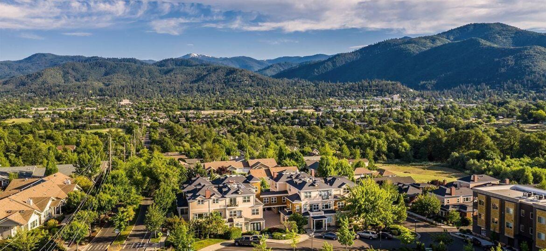 Meadowbrook Park in Ashland, Oregon
