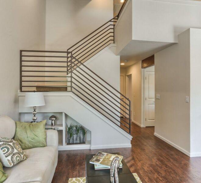 Ridgeview Place stairway
