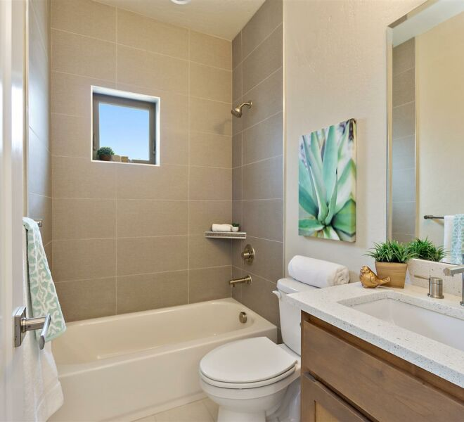 Verde Village Phase 2 Guest Bathroom