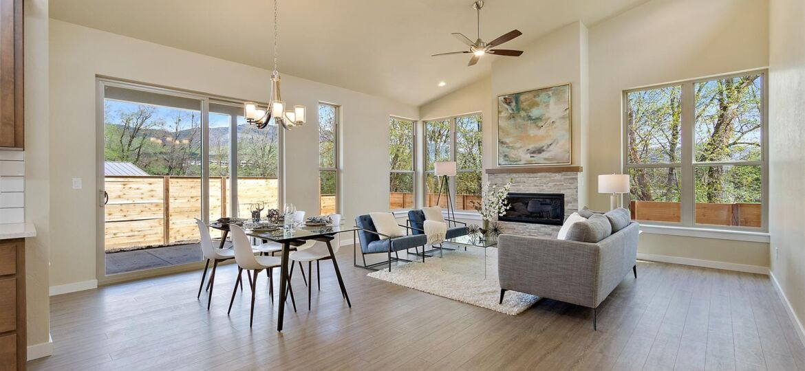Verde Village Phase 2 Living and Dining Area