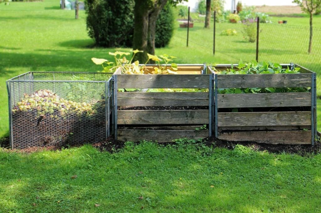 Composting your food waste is a great alternative to having that food wind up in a landfill