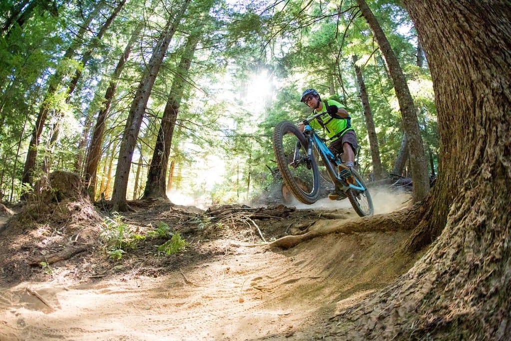 Mountain Biking near Ashland, Oregon