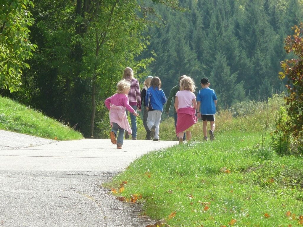 Ashland is a great place to live for kids who love to explore