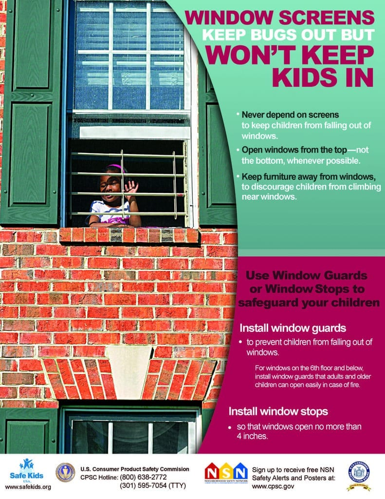 How To Childproof Your Windows at Home