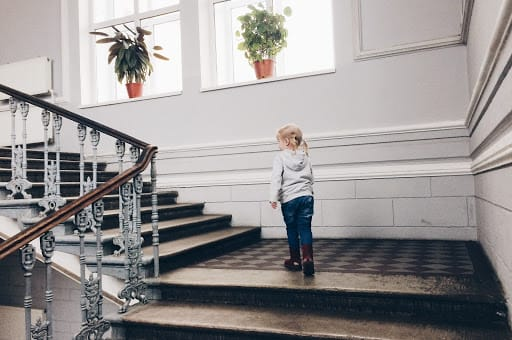 Child safety tips for your stairs