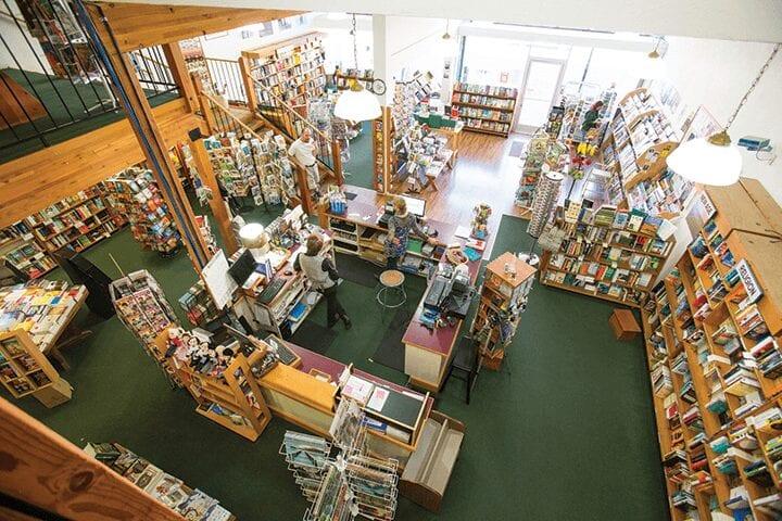 Bloomsbury Books is Ashland's favorite bookstore