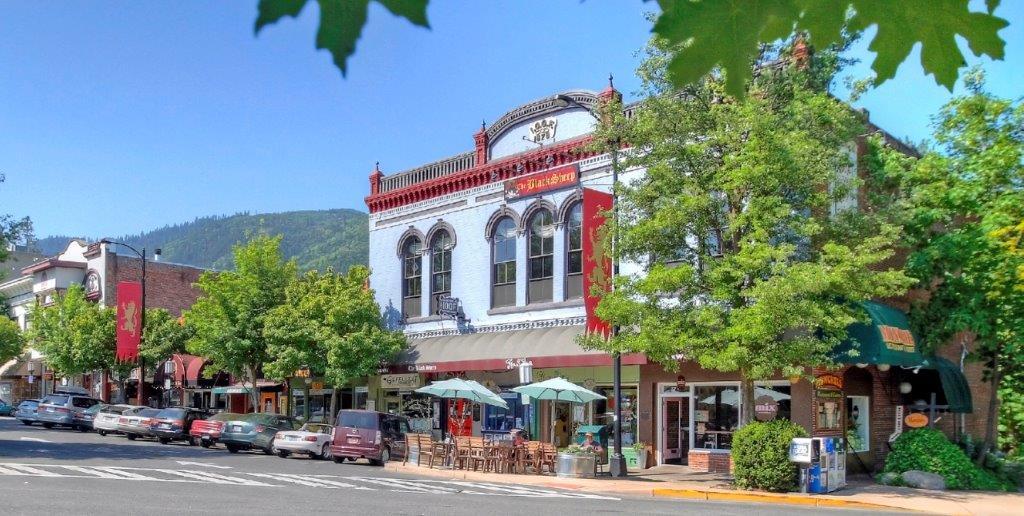 Where to go shopping in Ashland, Oregon