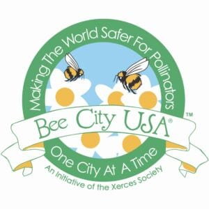 Ashland is a recognized Bee City USA