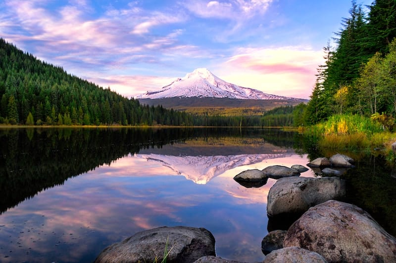 Benefits Of A Small House: Spend more time outdoors in beautiful Oregon