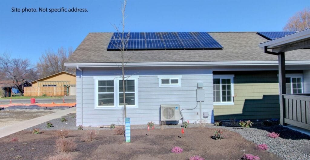 The Garden Cottages Solar Panels