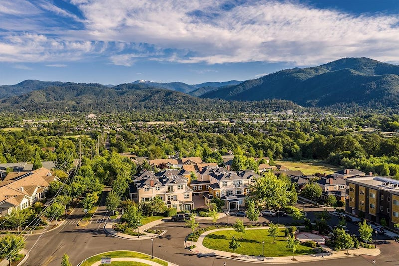 Kestrel Park Ashland, Oregon