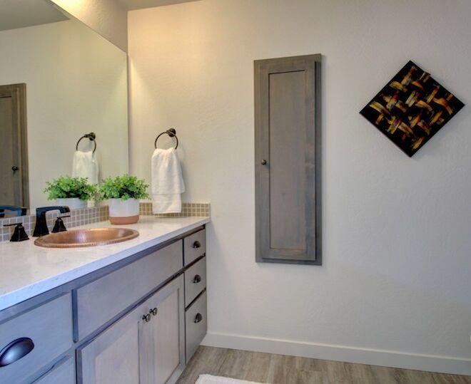 The Garden Cottages Bathroom sink