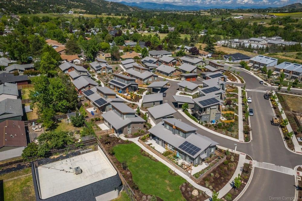 Best Neighborhoods In Ashland Oregon - Verde Village