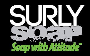 surly soap logo