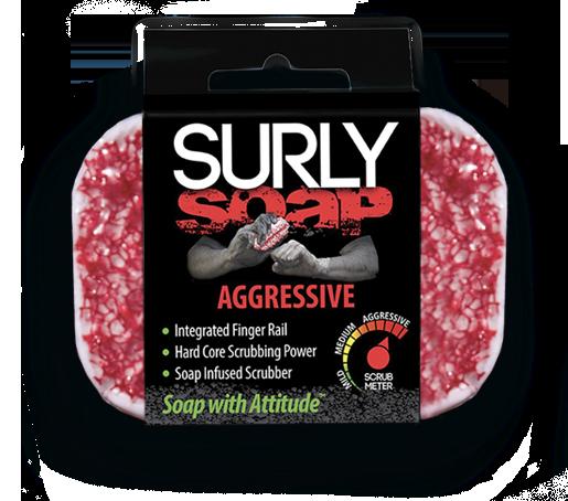 Surly soap Aggressive