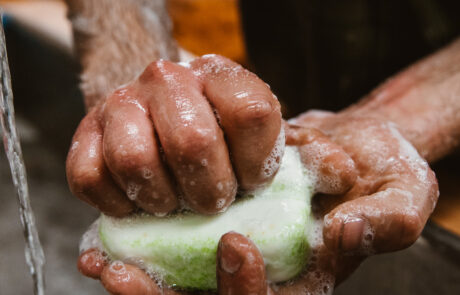 SURLY soap MILD hand soap