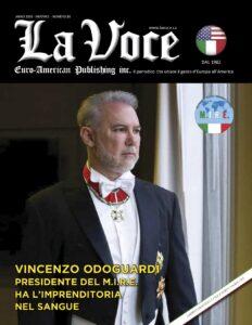 Il Presidente Enzo Odoguardi